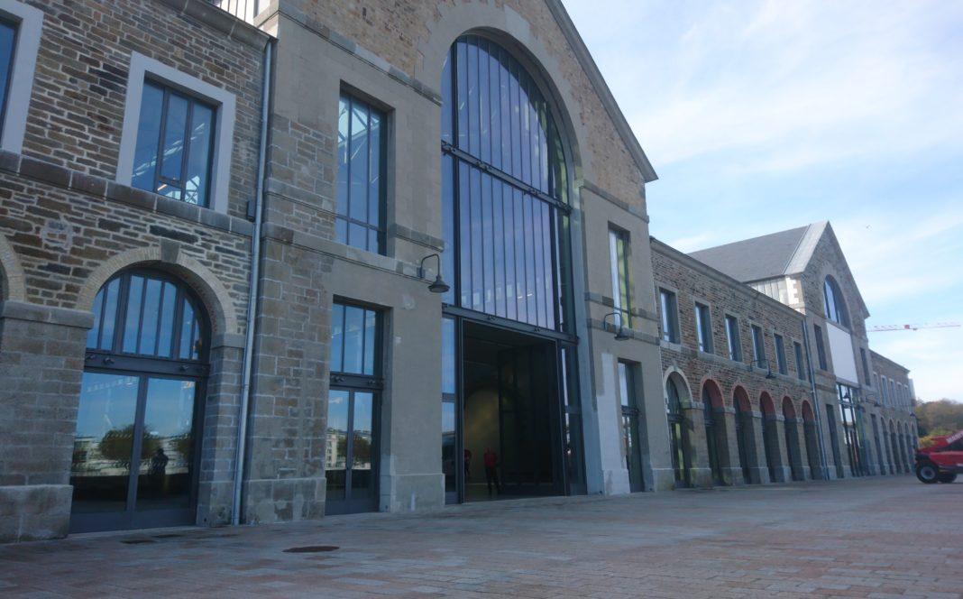 Porte monumentale pour les Ateliers des Capucins, Brest (29)   Renouard