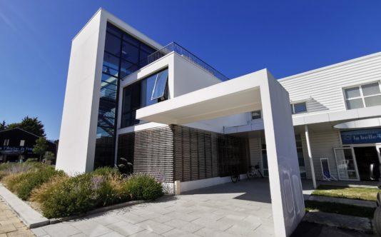 Menuiseries aluminium pour La Belle Iloise à Quiberon - Renouard