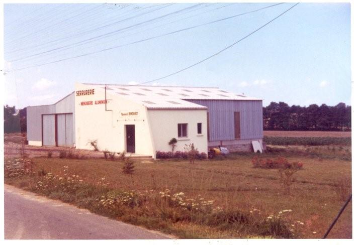1970 premiers ateliers Renouard