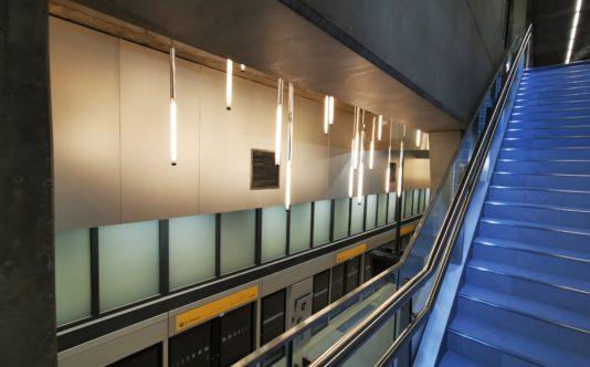 Trappe coupe-feu pour le métro de Rennes | Renouard