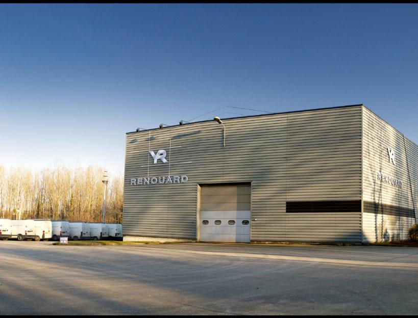 Renouard basé à Loudéac en Centre Bretagne