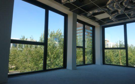 Menuiseries aluminium pour MBA Mutuelle à Rennes