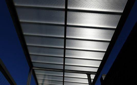 Charpente et auvent métalliques | Renouard