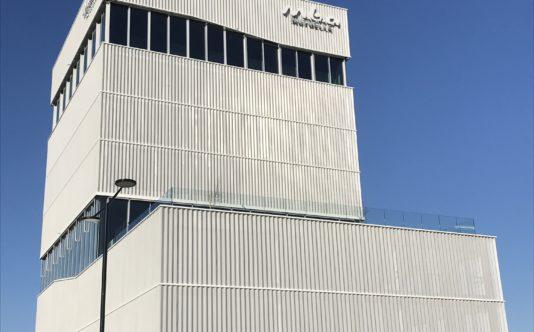 Menuiseries extérieures aluminium pour MBA Mutuelle à Rennes